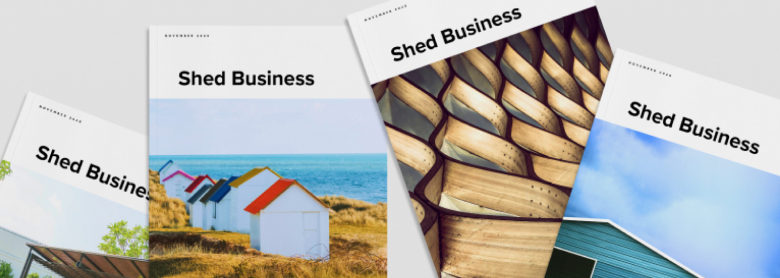 Subcribe to Village Shed Store News