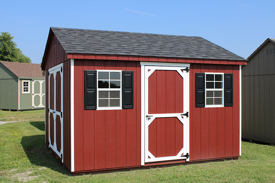 Village Shed Store's A-frame Shed