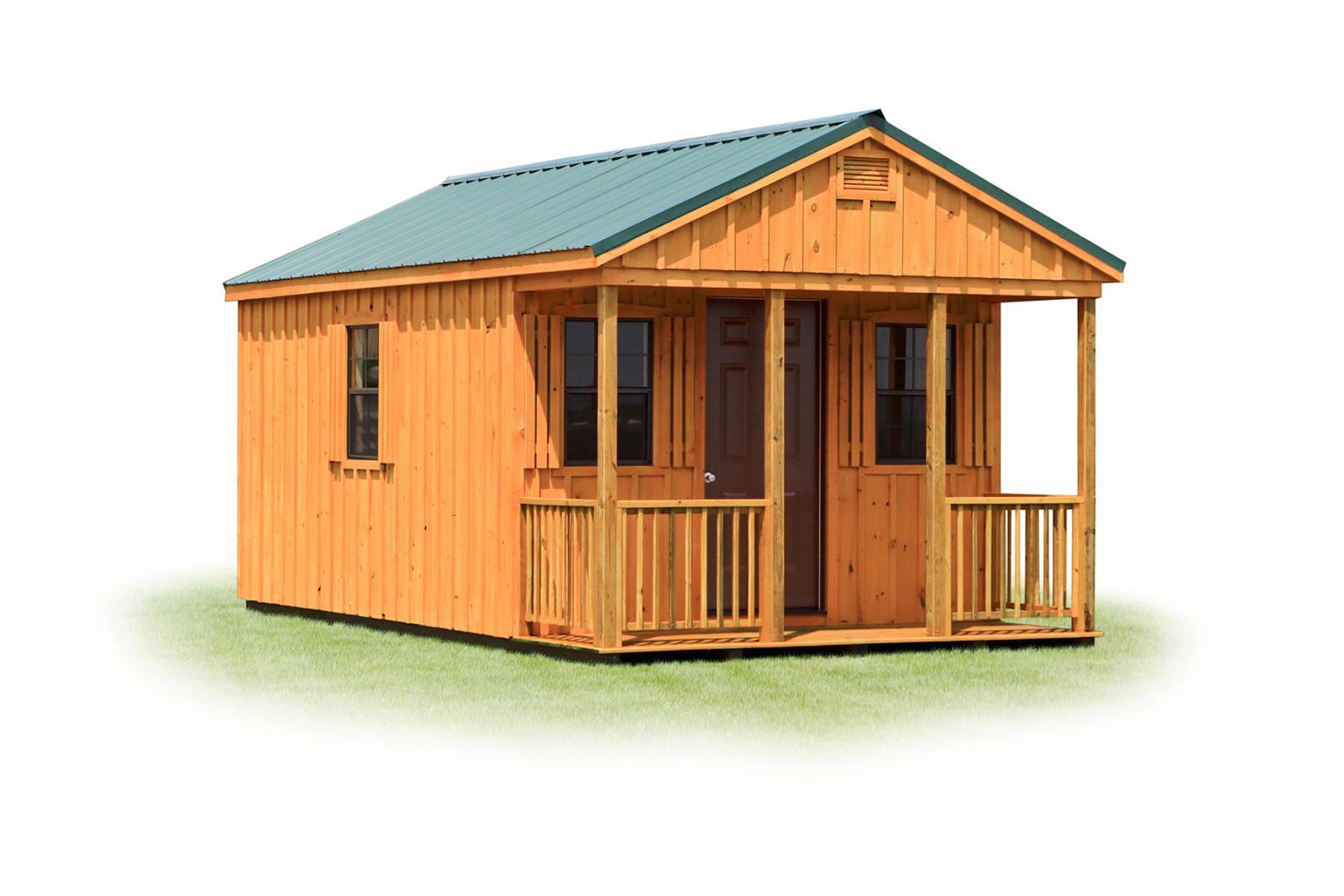 Village Shed Store A-frame Cabin
